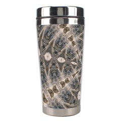 Flowing Waters Kaleidoscope Stainless Steel Travel Tumbler