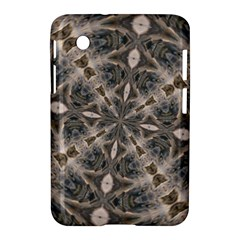 Flowing Waters Kaleidoscope Samsung Galaxy Tab 2 (7 ) P3100 Hardshell Case