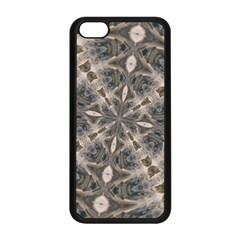 Flowing Waters Kaleidoscope Apple iPhone 5C Seamless Case (Black)