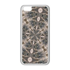 Flowing Waters Kaleidoscope Apple Iphone 5c Seamless Case (white)