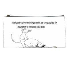 Better To Take Time To Think Pencil Case