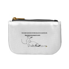 Better To Take Time To Think Coin Change Purse