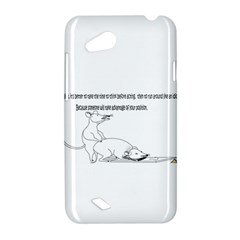 Better To Take Time To Think HTC Desire VC (T328D) Hardshell Case