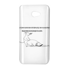 Better To Take Time To Think HTC Butterfly S Hardshell Case