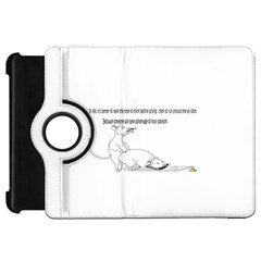 Better To Take Time To Think Kindle Fire HD 7  (1st Gen) Flip 360 Case