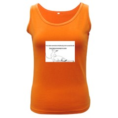 Better To Take Time To Think Women s Tank Top (Dark Colored)