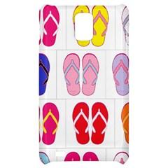 Flip Flop Collage Samsung Infuse 4G Hardshell Case