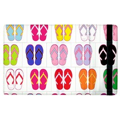 Flip Flop Collage Apple iPad 3/4 Flip Case