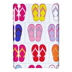 Flip Flop Collage Apple Ipad Mini Hardshell Case