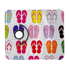Flip Flop Collage Samsung Galaxy S  Iii Flip 360 Case