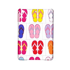 Flip Flop Collage Apple iPad Mini 2 Hardshell Case