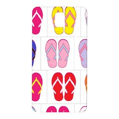 Flip Flop Collage Samsung Galaxy Note 3 N9005 Hardshell Back Case