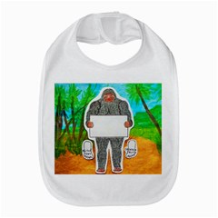 Yowie A, Text In Aussie Outback, Bib
