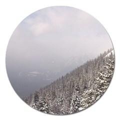 Banff Magnet 5  (Round)