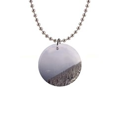 Banff Button Necklace
