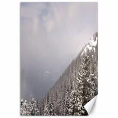Banff Canvas 12  x 18  (Unframed)