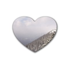 Banff Drink Coasters 4 Pack (heart)