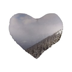 Banff 16  Premium Heart Shape Cushion