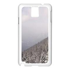 Banff Samsung Galaxy Note 3 N9005 Case (White)