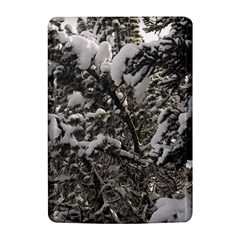 Snowy Trees Kindle 4 Hardshell Case