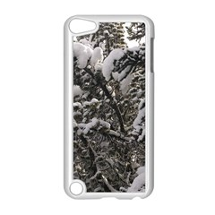 Snowy Trees Apple iPod Touch 5 Case (White)