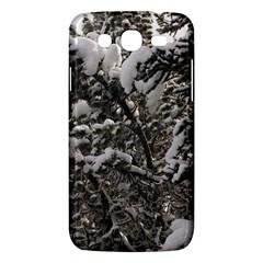 Snowy Trees Samsung Galaxy Mega 5 8 I9152 Hardshell Case