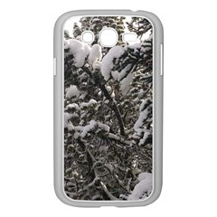 Snowy Trees Samsung Galaxy Grand DUOS I9082 Case (White)