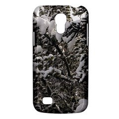 Snowy Trees Samsung Galaxy S4 Mini (GT-I9190) Hardshell Case