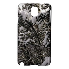 Snowy Trees Samsung Galaxy Note 3 N9005 Hardshell Case