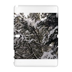 Snowy Trees Samsung Galaxy Note 10 1 (p600) Hardshell Case