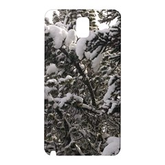 Snowy Trees Samsung Galaxy Note 3 N9005 Hardshell Back Case