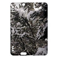 Snowy Trees Kindle Fire Hdx 7  Hardshell Case