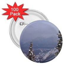 Trees 2.25  Button (100 pack)