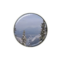 Trees Golf Ball Marker 4 Pack (for Hat Clip)