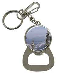 Trees Bottle Opener Key Chain