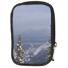 Trees Compact Camera Leather Case