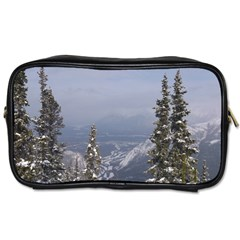 Trees Travel Toiletry Bag (two Sides)