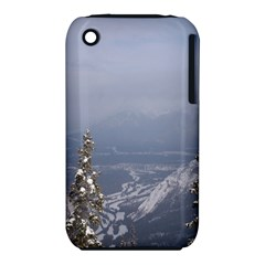 Trees Apple iPhone 3G/3GS Hardshell Case (PC+Silicone)