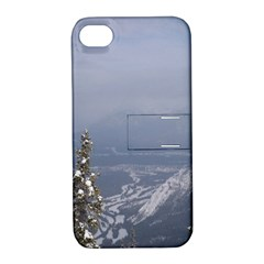 Trees Apple iPhone 4/4S Hardshell Case with Stand
