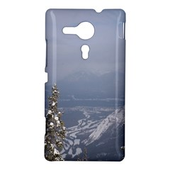 Trees Sony Xperia SP M35H Hardshell Case