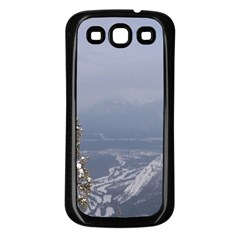 Trees Samsung Galaxy S3 Back Case (Black)