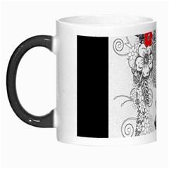 Flower Child Morph Mug