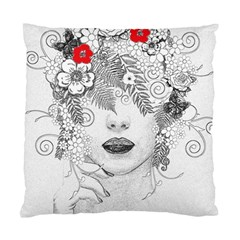 Flower Child Cushion Case (Two Sided)