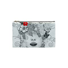 Flower Child Cosmetic Bag (small)