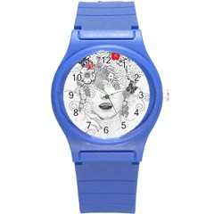 Flower Child Plastic Sport Watch (Small)