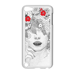 Flower Child Apple iPod Touch 5 Case (White)