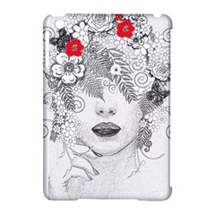 Flower Child Apple iPad Mini Hardshell Case (Compatible with Smart Cover)