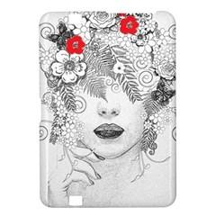 Flower Child Kindle Fire HD 8.9  Hardshell Case