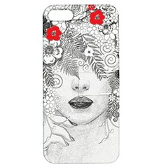 Flower Child Apple iPhone 5 Hardshell Case with Stand