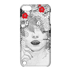 Flower Child Apple Ipod Touch 5 Hardshell Case With Stand